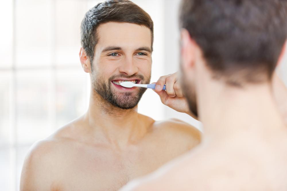 oral hygiene and health