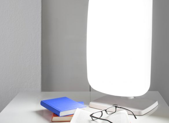 light therapy box lamp
