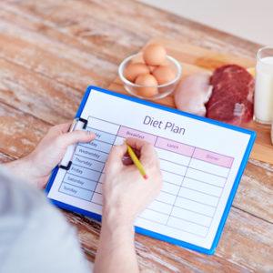 shutterstock_288276986 diet plan chart
