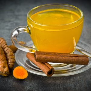 turmeric tea cinnamon bark