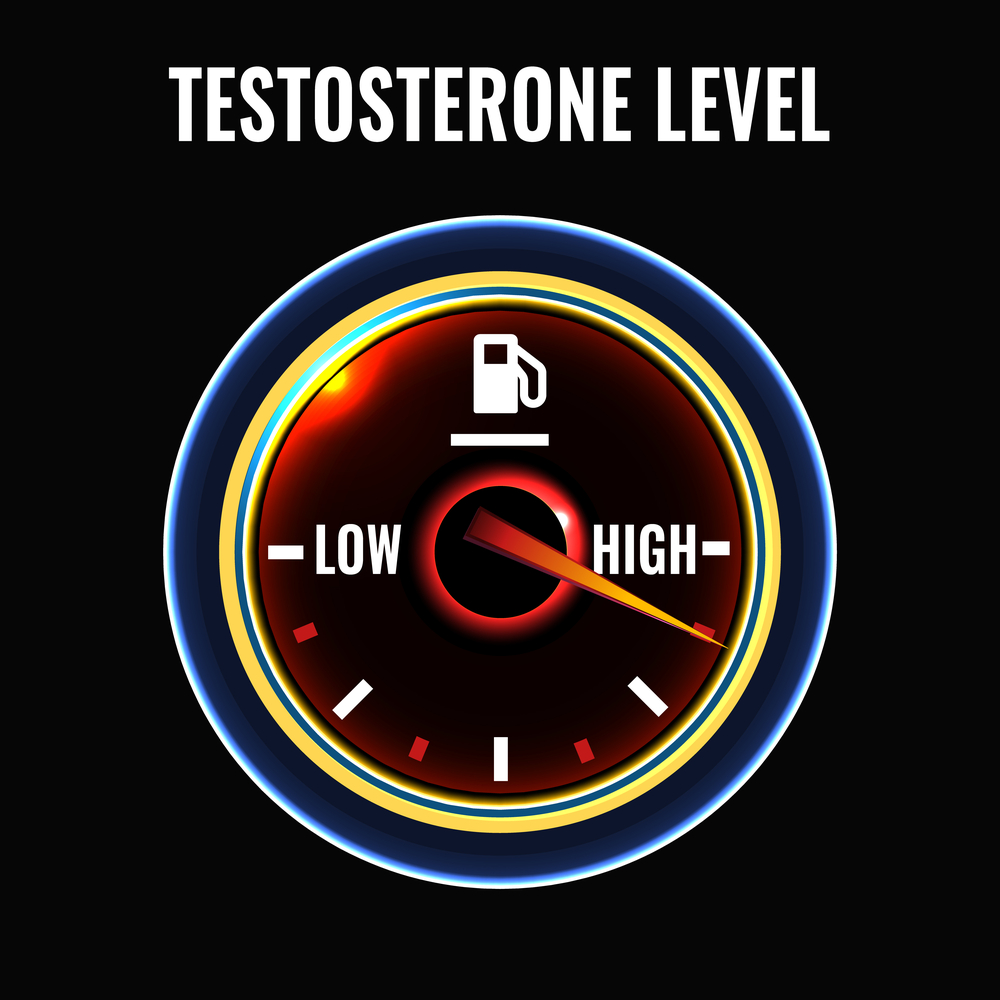 high testosterone level